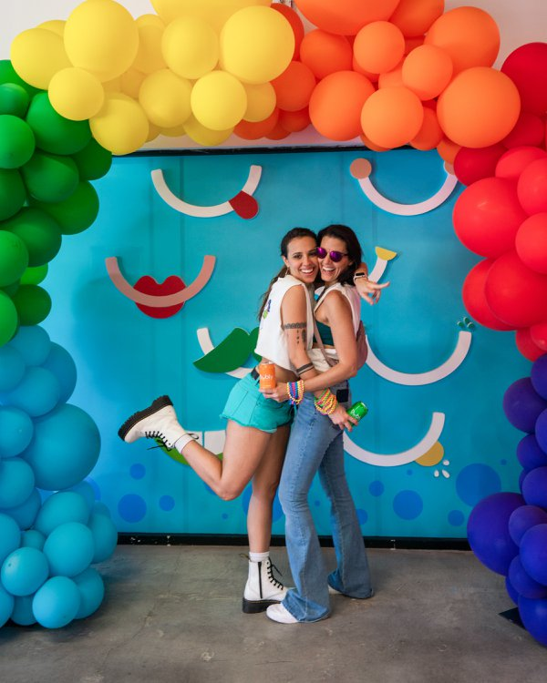 Bubly Sparkling Water at LA Pride cover photo