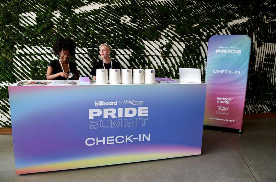 Billboard Pride Summit