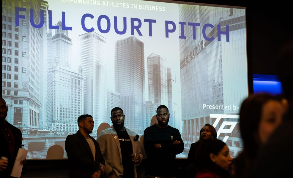 Full Court Pitch