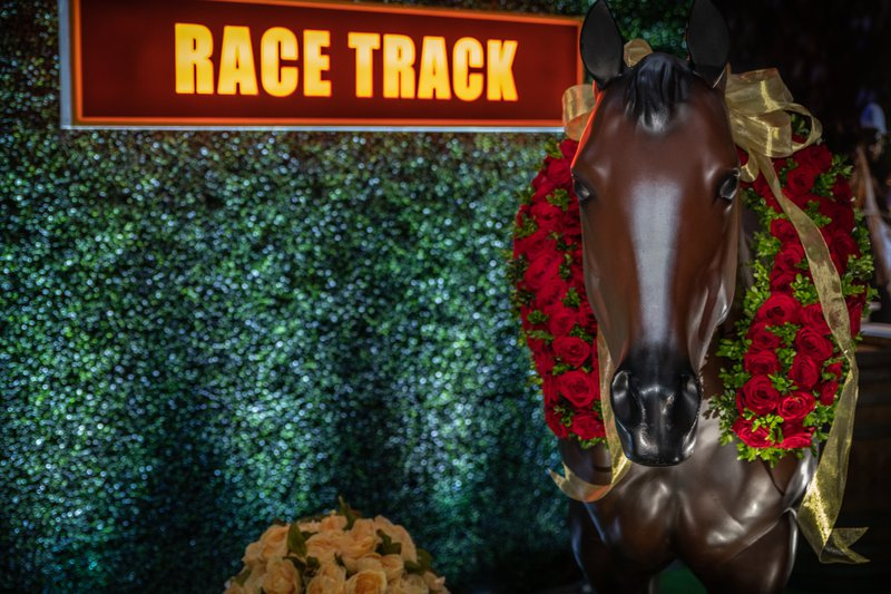 """Off To The Races"" cover photo"