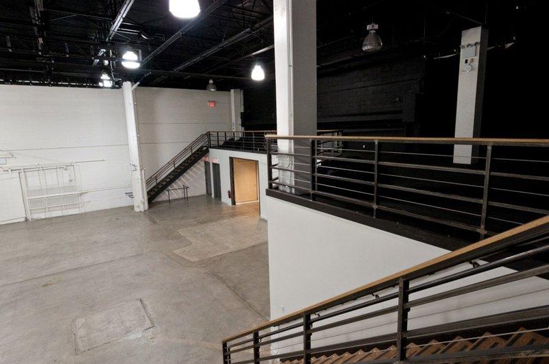Mezzanine space photo