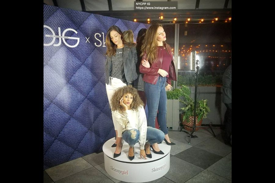 Skinnygirl Jeans - 360 Photo Booth