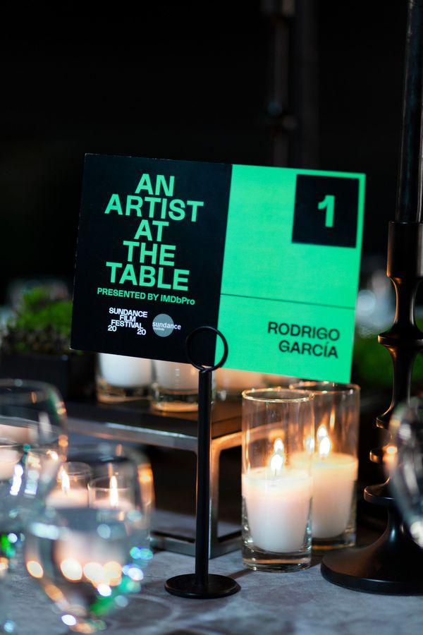 Sundance - An Artist at the Table