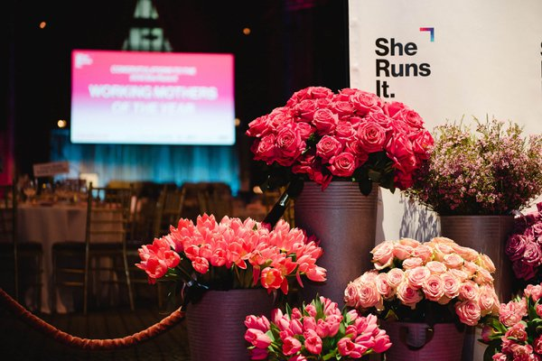She Runs It: Working Mothers of the Year cover photo