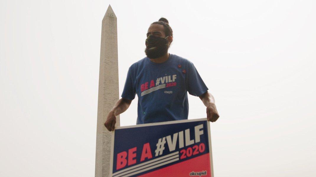 #VILF Street Promotion - OkCupid