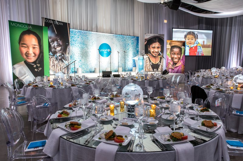 UNICEF Gala Chicago cover photo