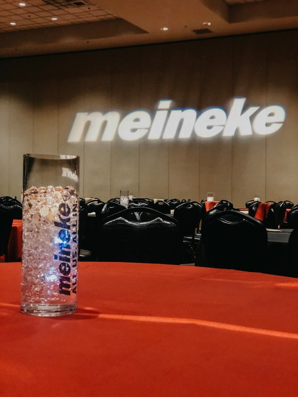 Meineke Company Dinner cover photo