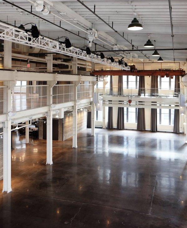 Machine Shop Historic Venue