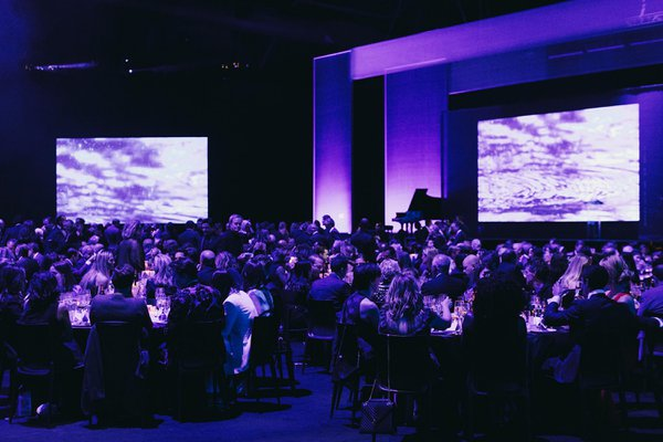 Indigo Ball: Park Avenue Armory Gala cover photo