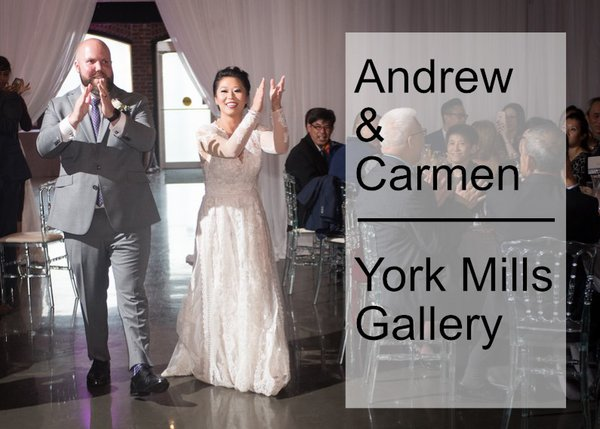 Andrew Darley and Carmen LI  cover photo