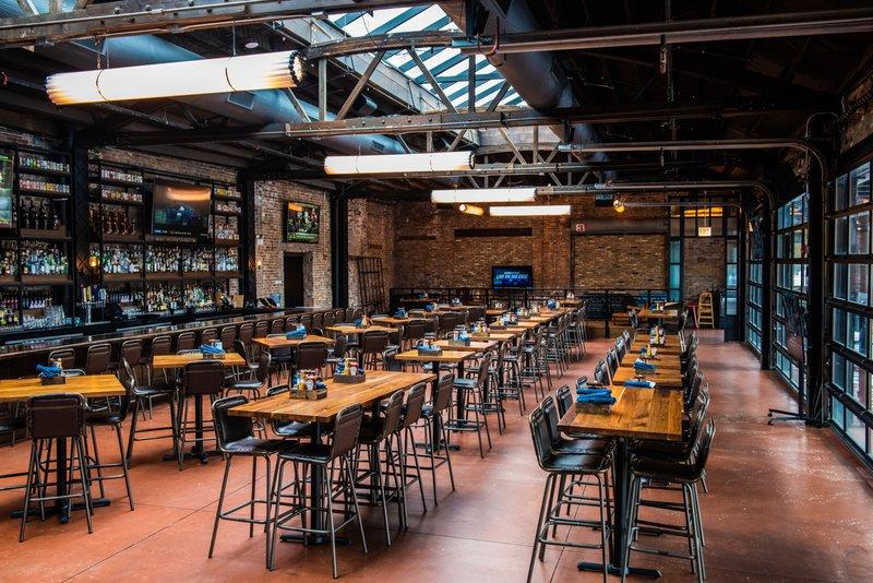 Restaurant/Bar space photo