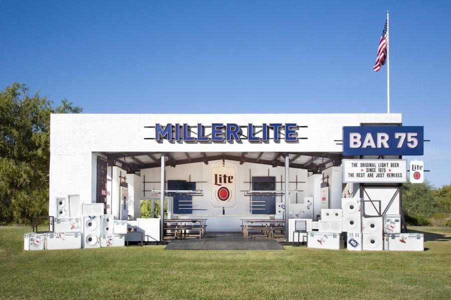 Miller Lite Music Festival Tour