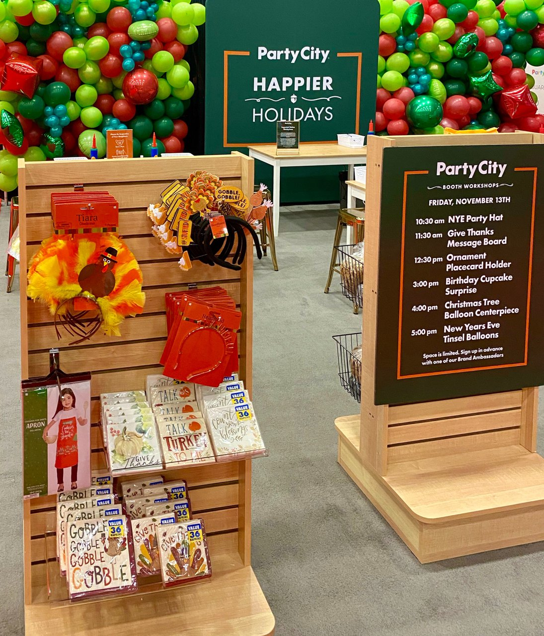 Party City at Pinners Conference photo Displays.jpg