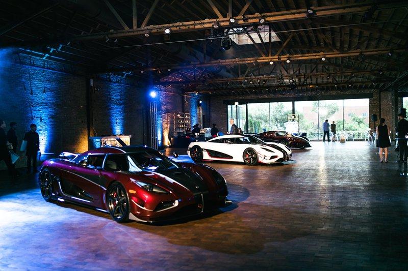 Koenigsegg | Jesko World Tour