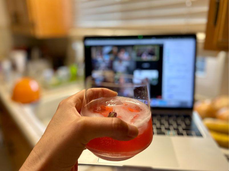 Netflix Fall Cocktail Class