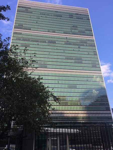 United Nations Dinner cover photo