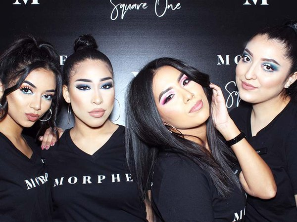 Morphe Square One X James Charles Launch cover photo