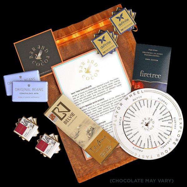 Virtual Chocolate Tasting Experience photo Chocolate-Tasting_Kit-Virtual-2.jpg