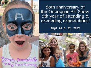Occoquan Art's & Crafts  Show photo FairyJ_Promo_Occoquan_Sept_2019.jpg
