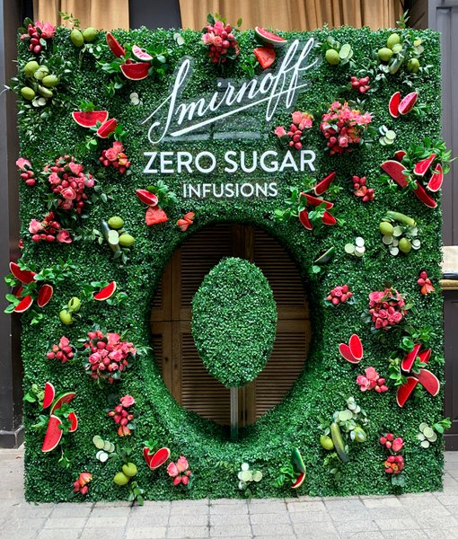 Smirnoff Zero Sugar Infusion Launch cover photo