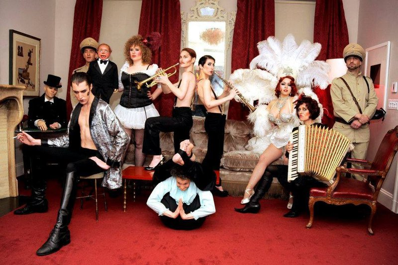 Weimar Cabaret cover photo