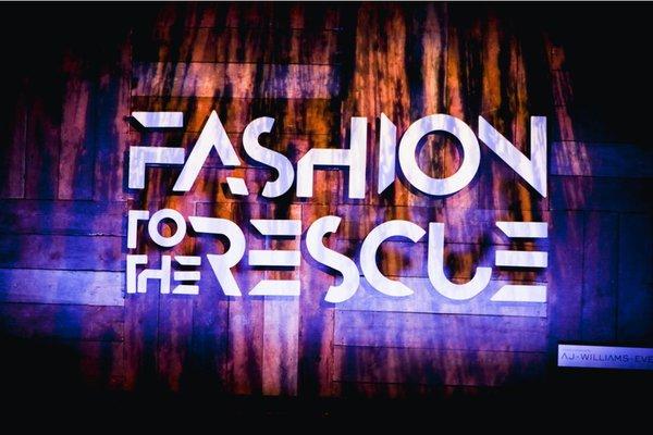Fashion to the Rescue cover photo