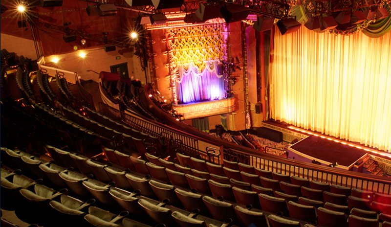 El Capitan Theatre space photo