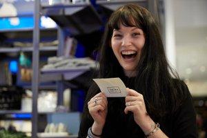 Bloomingdale's In-Store Event photo Typewriter Poetry at Bloomingdales3.jpg