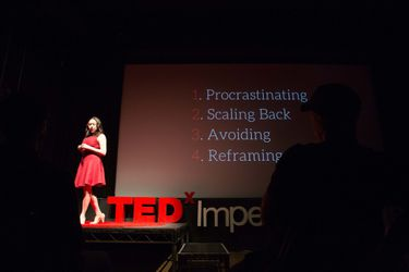 The Myth of Fearlessness - TEDx