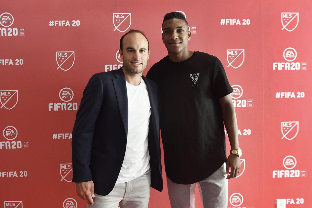 Major League Soccer FIFA20 Launch Party  photo 5.jpg