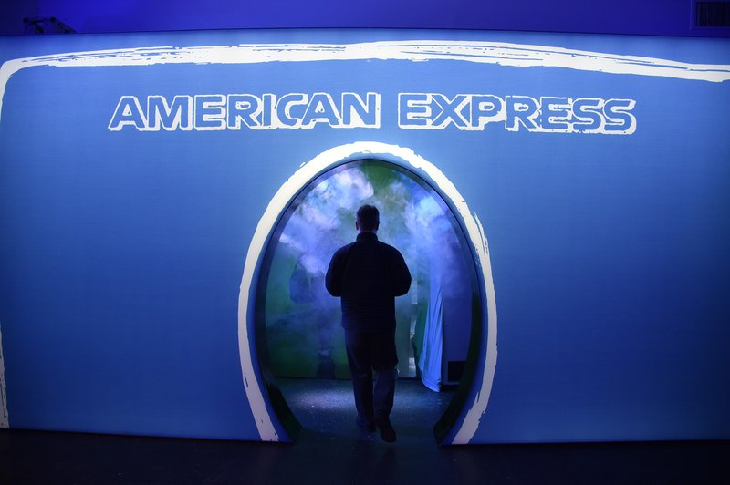 AMEX LIVE LIFE cover photo