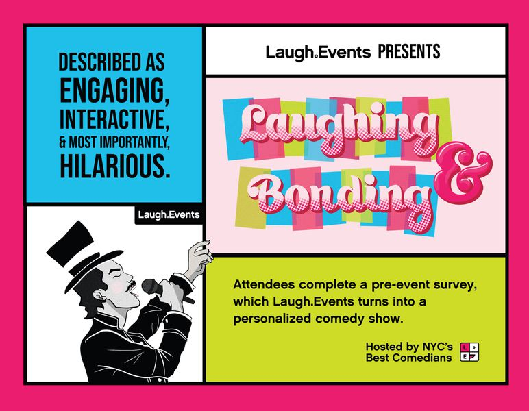 Laughing and Bonding - Comedy Show service