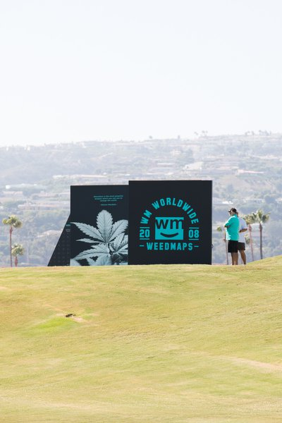 Weedmaps - 13th Hole cover photo