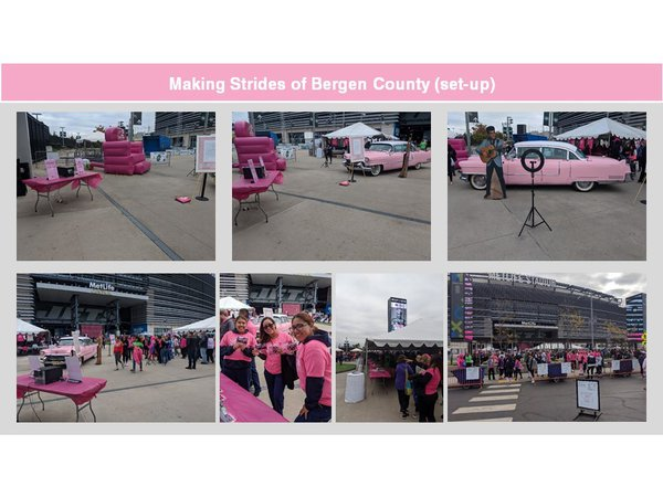 Making Strides of Bergen County cover photo