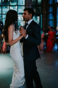 Melini Gupta and Gautam Goel  photo VJJG-wfG.jpg