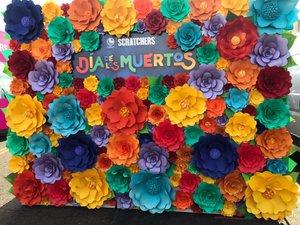 Dia De Las Muertos photo California Lottery Wall.jpg