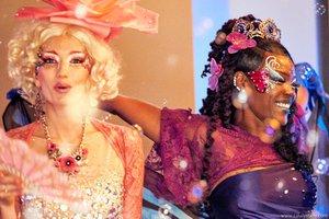 Pride Celebration at Westfield Center photo BubbleMagic_pinkpurple.jpg