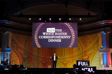 Not the White House Correspondents Dinne