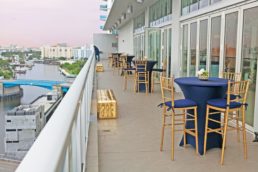 Penthouse at Riverside Wharf