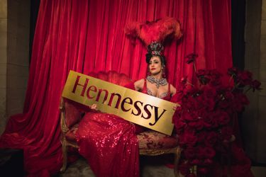 Hennessy Holiday Party 2018