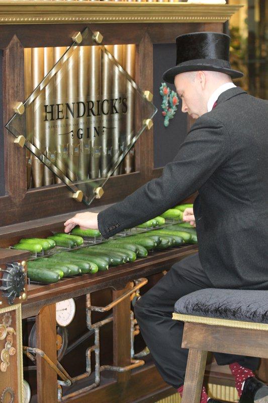 Hendrick's Corgan cover photo