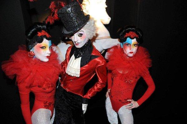 Calder's Circus