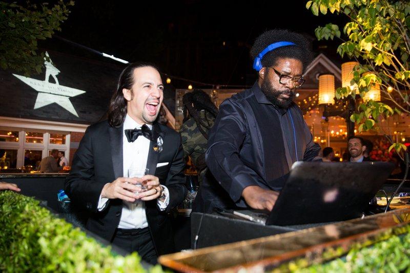 Hamilton TONY Awards Party cover photo