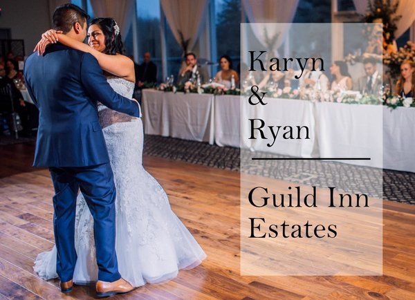 Karyn D'Souza and Ryan Faria  cover photo