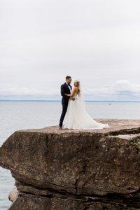 Apostle Highlands Golf Course Wedding photo madeline-island-wedding-elopement-7.jpg