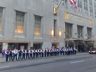 Wedding at The Waldorf Astoria