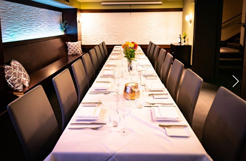 Private Dining Room space photo