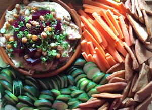 Various events in our private rooms photo Hummus platter 2.jpg