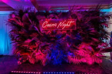 Miami Vice Casino Night