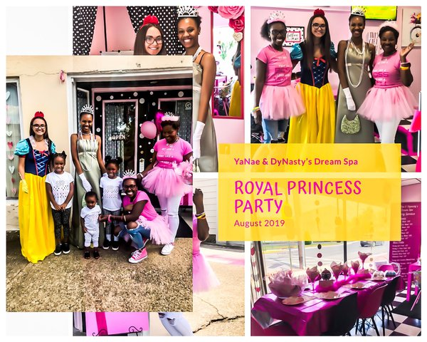 Princess Party cover photo
